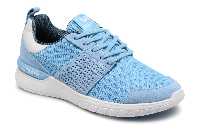Zapatos promocionales Supra Scissor w (Azul) - Deportivas   Casual salvaje