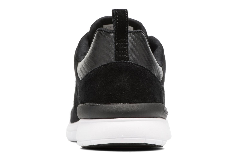 Baskets Supra Scissor Noir vue droite