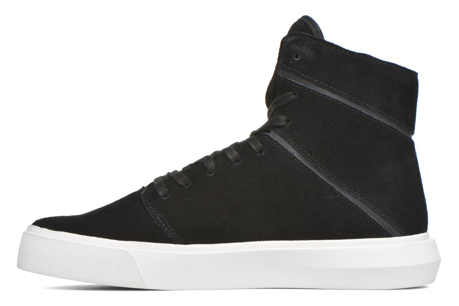 Trainers Supra Camino Black front view