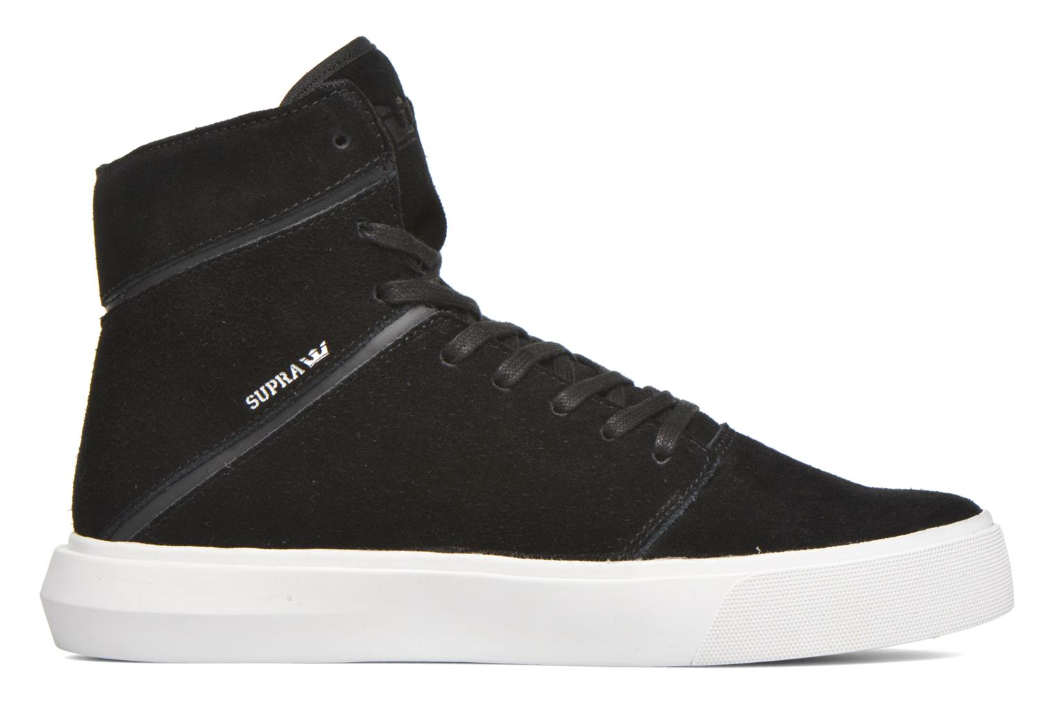 Trainers Supra Camino Black back view