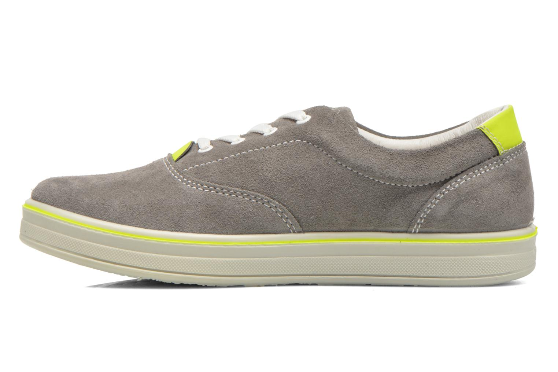 Sneakers Primigi Alienor Grigio immagine frontale