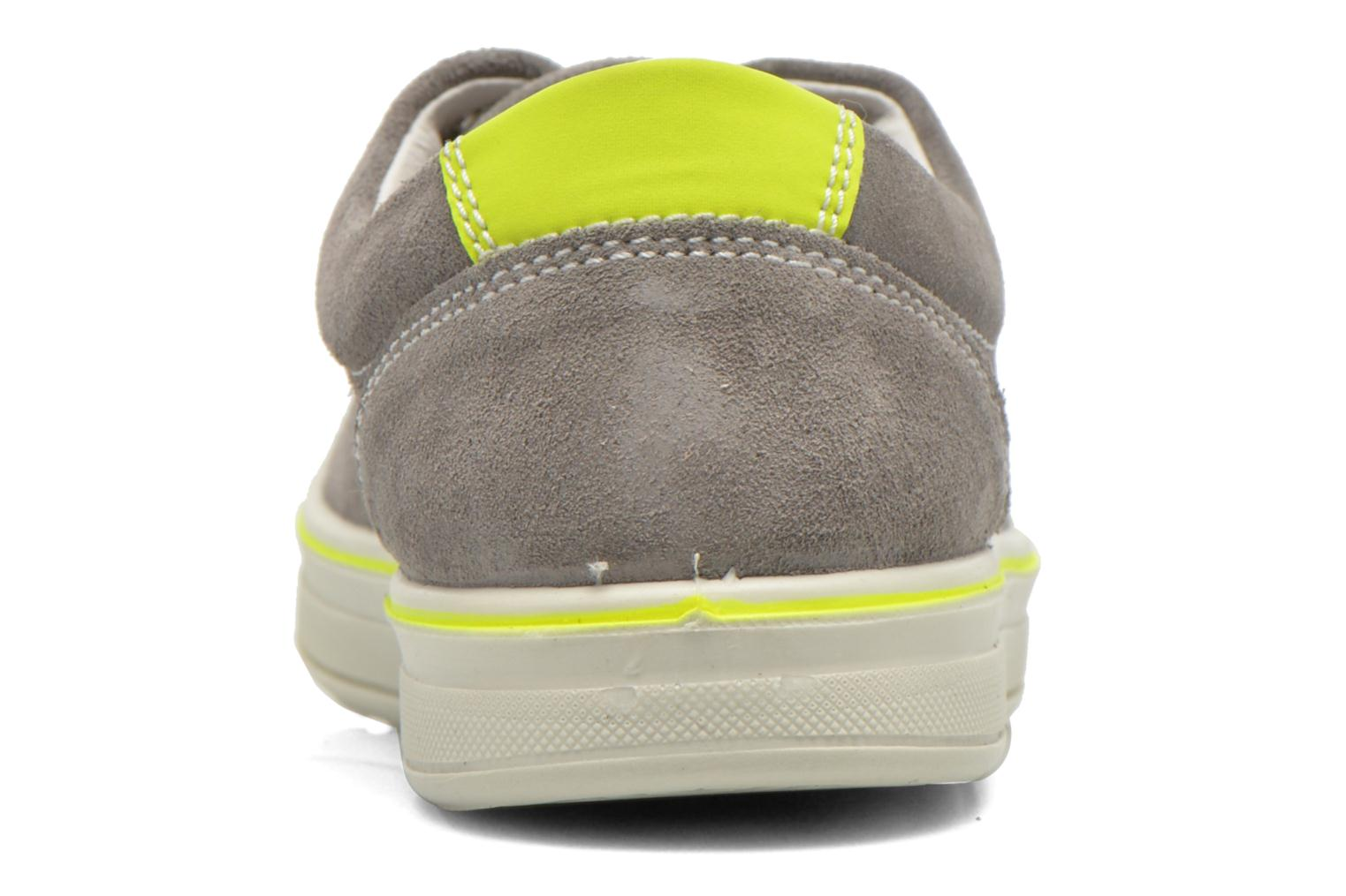 Trainers Primigi Alienor Grey view from the right