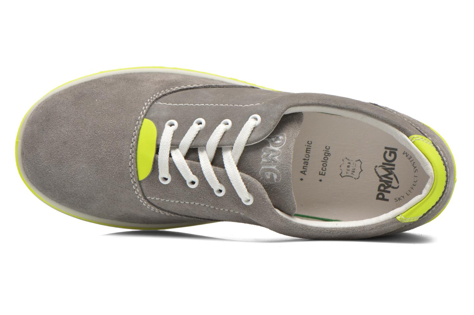 Trainers Primigi Alienor Grey view from the left