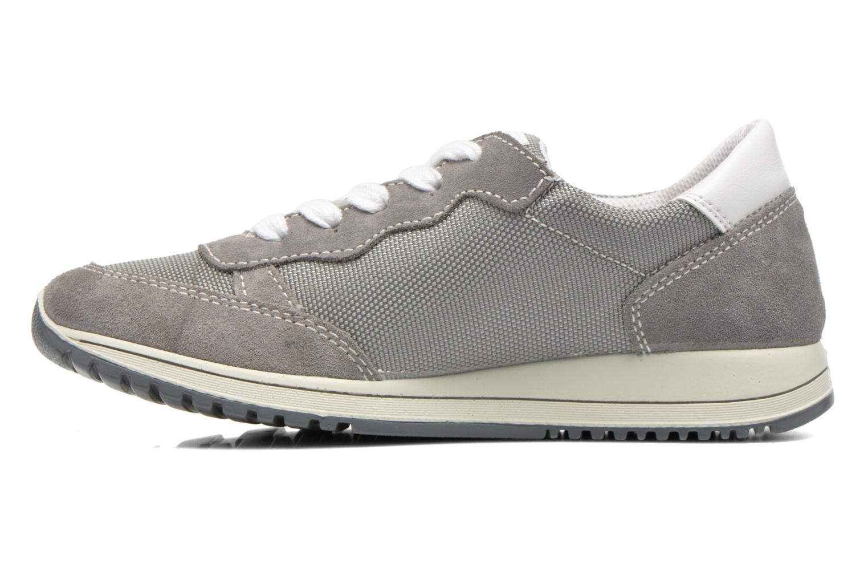 Sneaker Primigi Culver grau ansicht von vorne