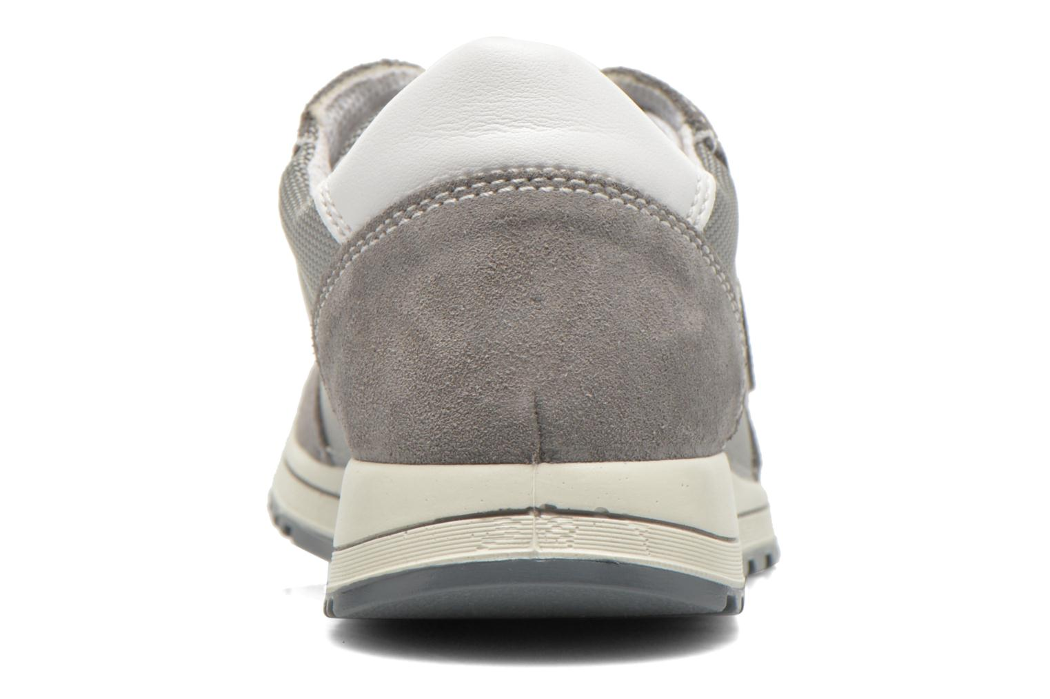 Trainers Primigi Culver Grey view from the right