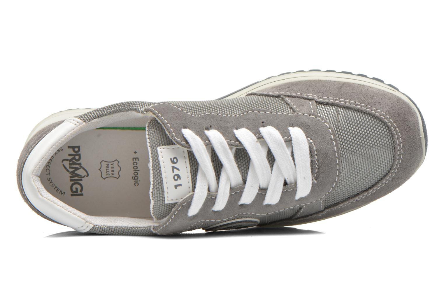 Trainers Primigi Culver Grey view from the left