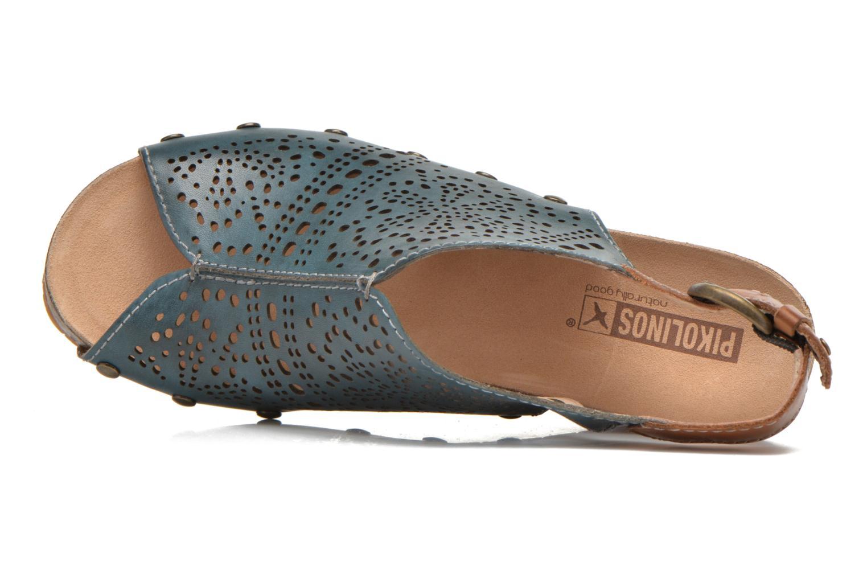 Sandales et nu-pieds Pikolinos Benissa 868-9342 Vert vue gauche