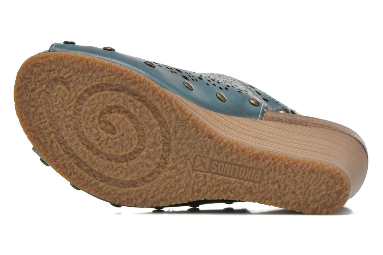 Sandales et nu-pieds Pikolinos Benissa 868-9342 Vert vue haut