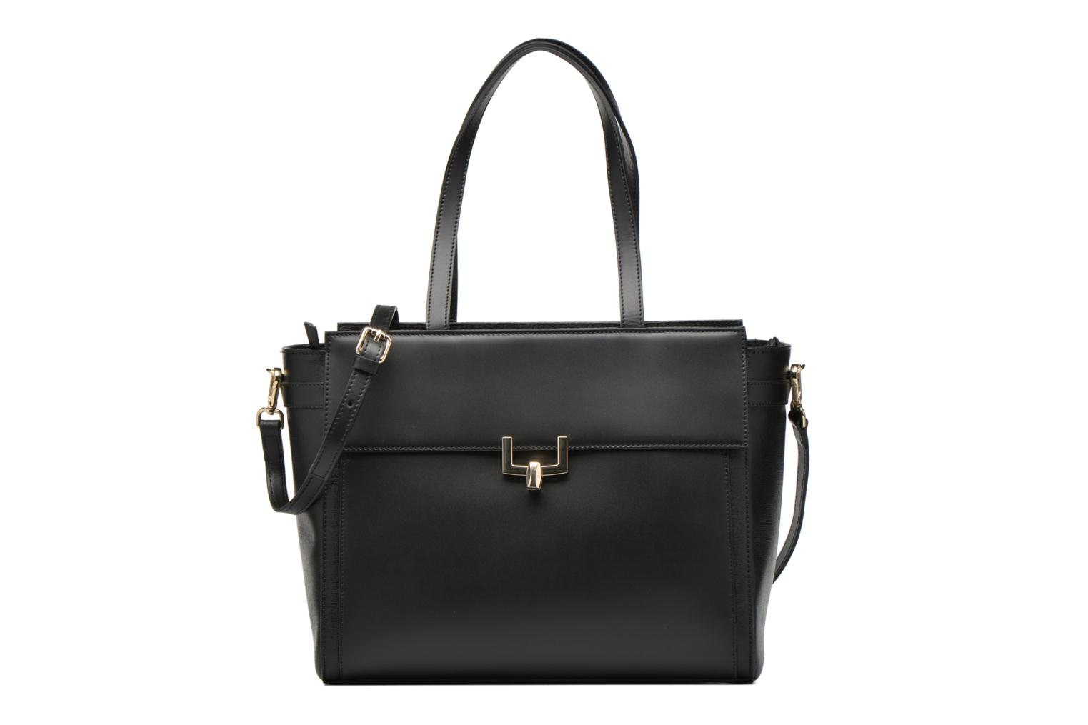 Handbags Minelli MC 904 Porté épaule Black detailed view/ Pair view