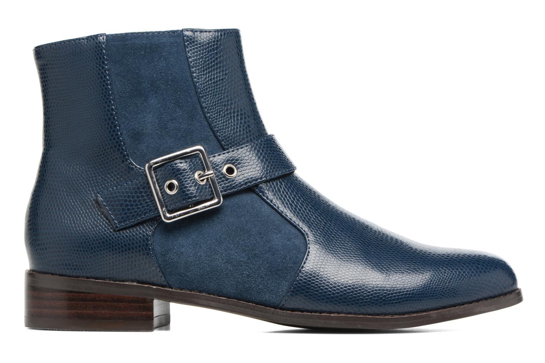 Bottines et boots Mellow Yellow Aldana Bleu vue derrière