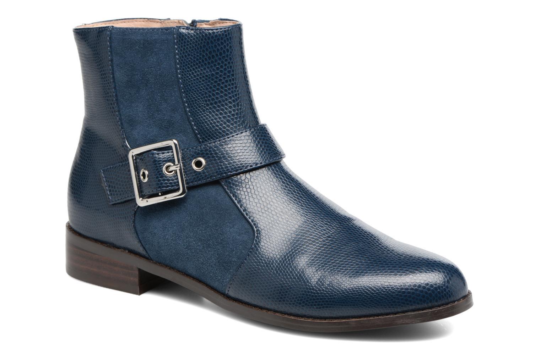 Bottines et boots Mellow Yellow Aldana Bleu vue détail/paire