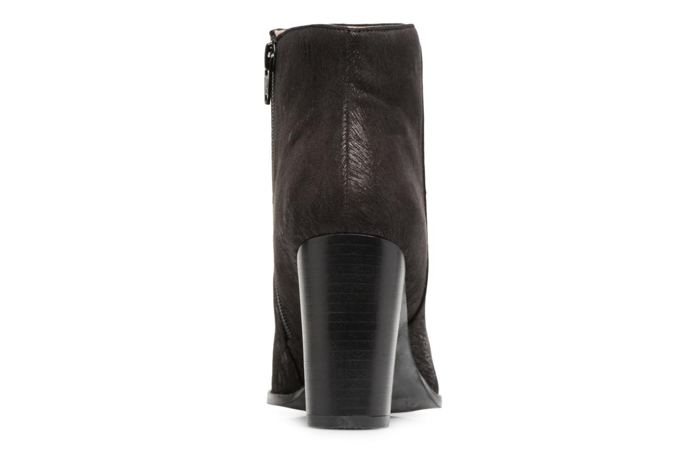 Bottines et boots Mellow Yellow Alessane Noir vue droite