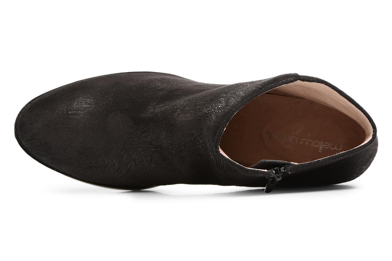 Bottines et boots Mellow Yellow Alessane Noir vue gauche