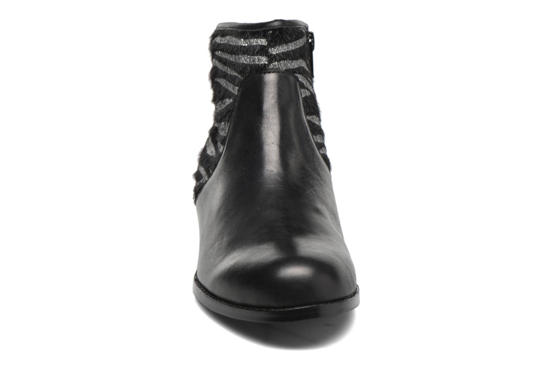Bottines et boots Mellow Yellow Alicette Noir vue portées chaussures