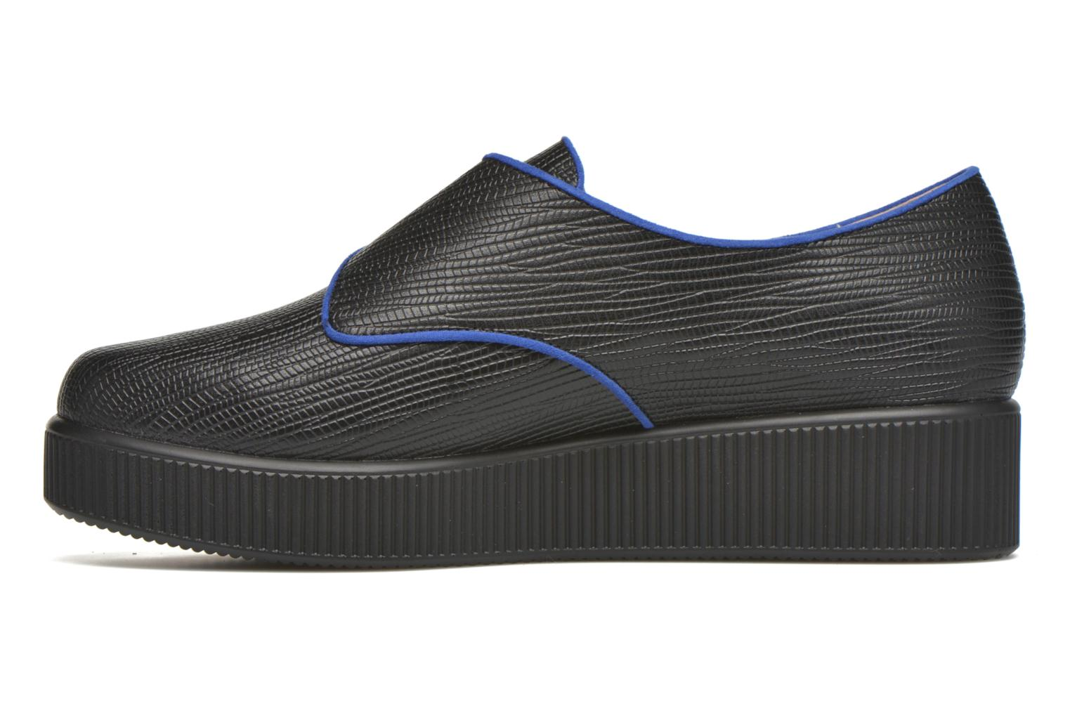 Loafers Mellow Yellow Alidel Black front view