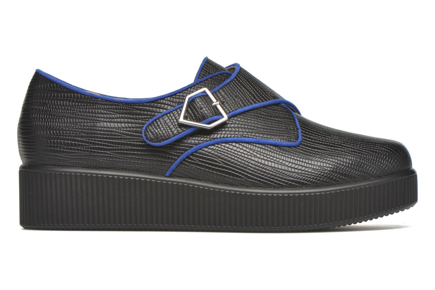 Loafers Mellow Yellow Alidel Black back view