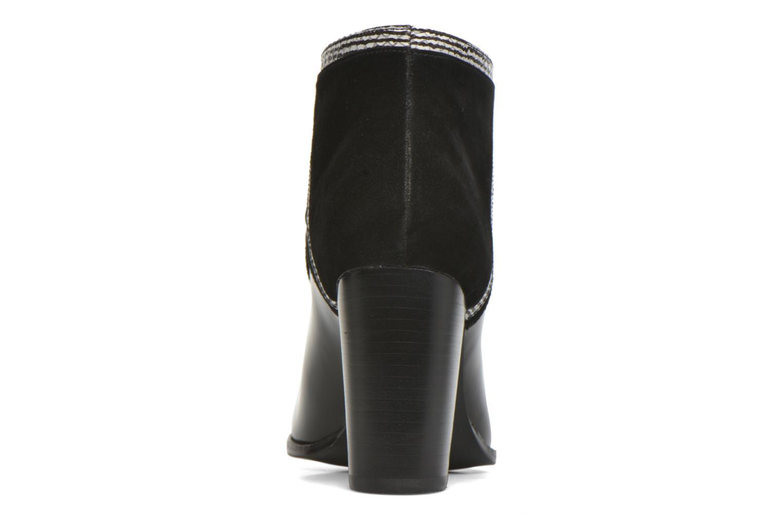 Stiefeletten & Boots Mellow Yellow Alizelle schwarz ansicht von rechts