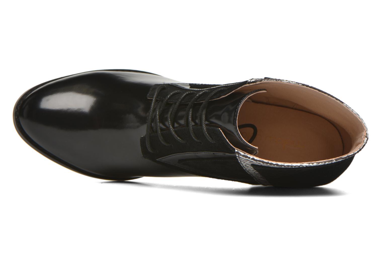 Stiefeletten & Boots Mellow Yellow Alizelle schwarz ansicht von links