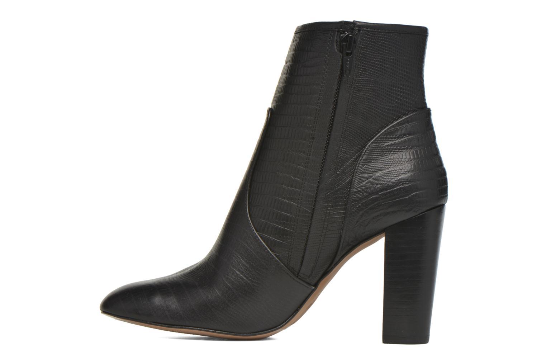 Bottines et boots Mellow Yellow Anamaria Noir vue face