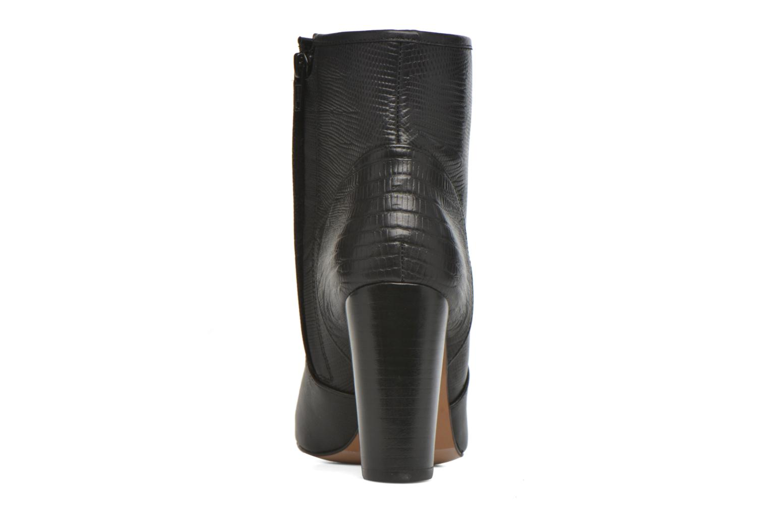 Ankle boots Mellow Yellow Anamaria Black view from the right