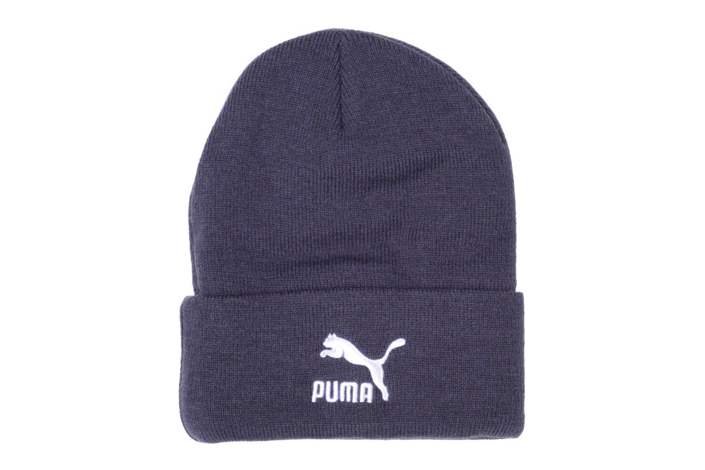 Divers Puma Bonnet tricoté Bleu vue détail/paire