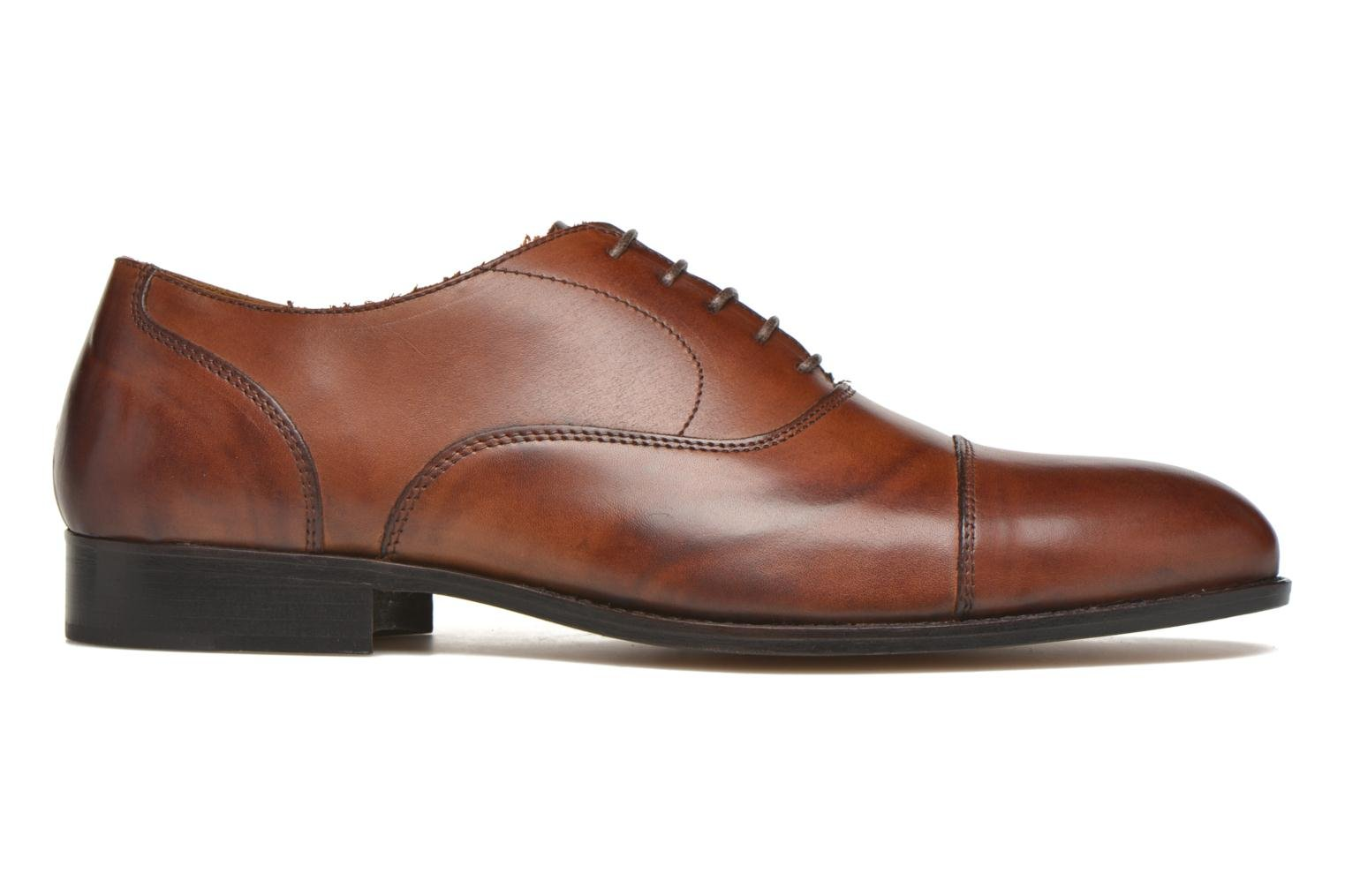 Zapatos con cordones Marvin&Co Nympsfield Marrón vistra trasera