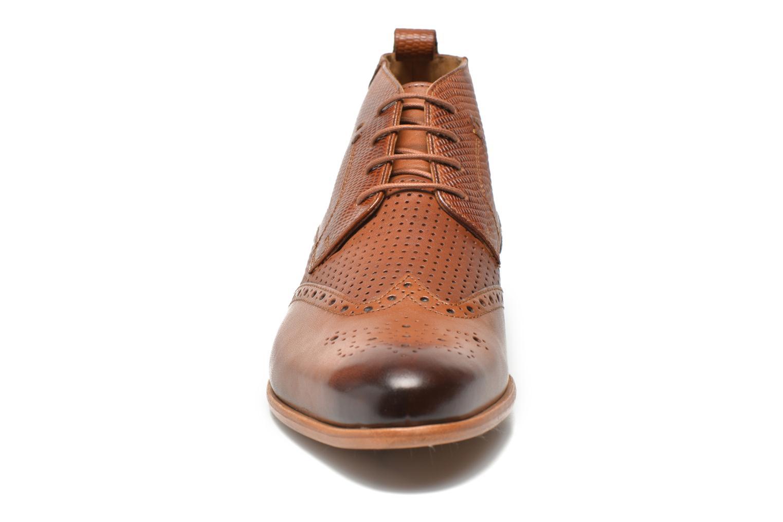 Chaussures à lacets Melvin & Hamilton Erol 10 Marron vue portées chaussures