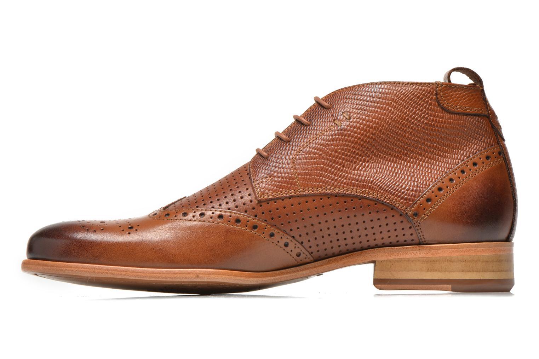 Chaussures à lacets Melvin & Hamilton Erol 10 Marron vue face