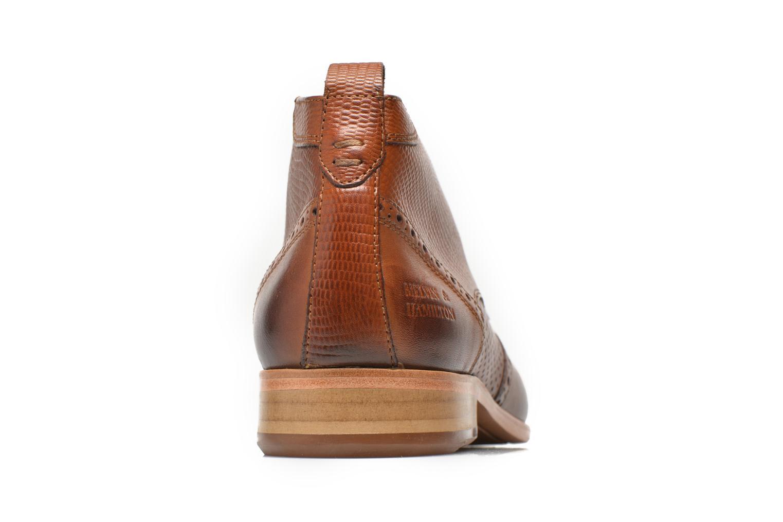 Chaussures à lacets Melvin & Hamilton Erol 10 Marron vue droite