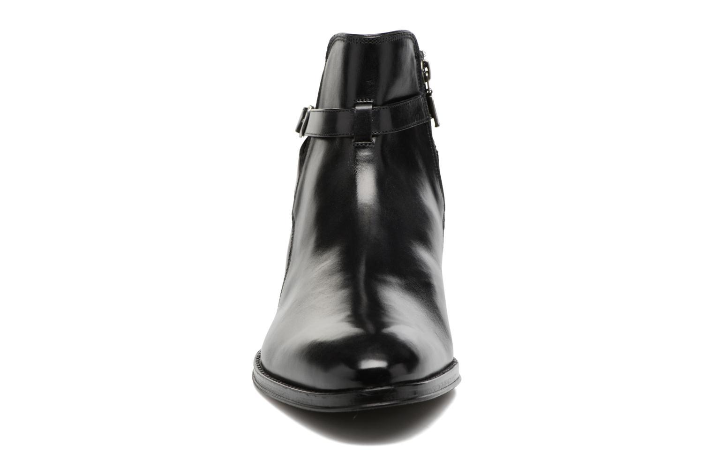 Bottines et boots Melvin & Hamilton Kane 1 Noir vue portées chaussures