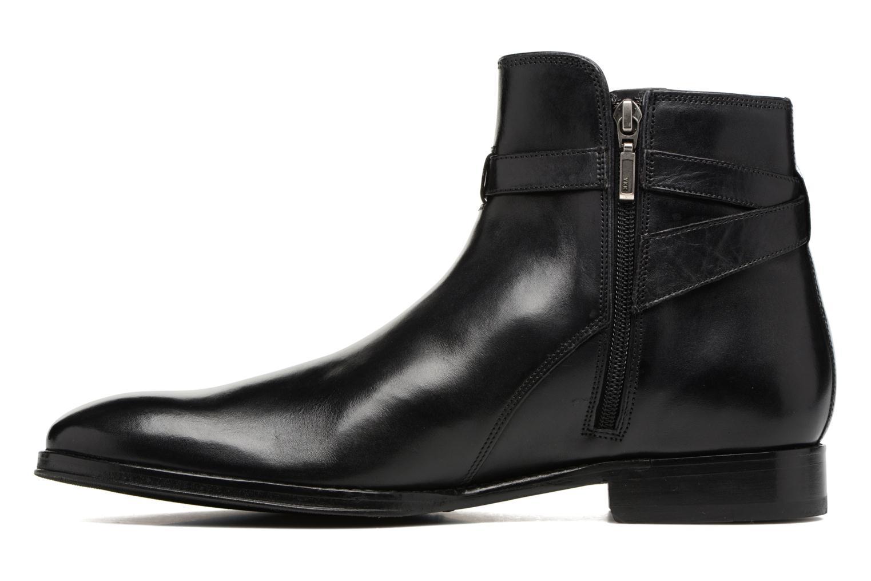 Bottines et boots Melvin & Hamilton Kane 1 Noir vue face