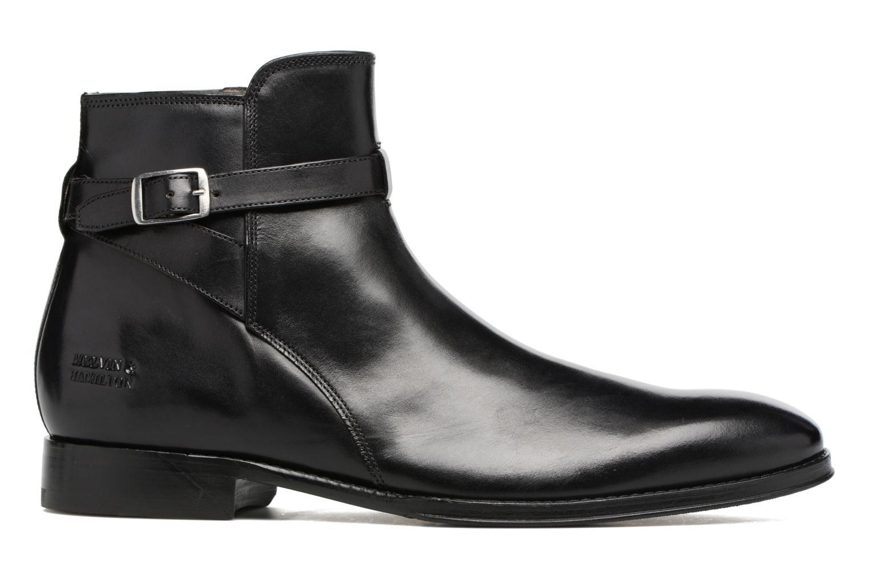 Bottines et boots Melvin & Hamilton Kane 1 Noir vue derrière