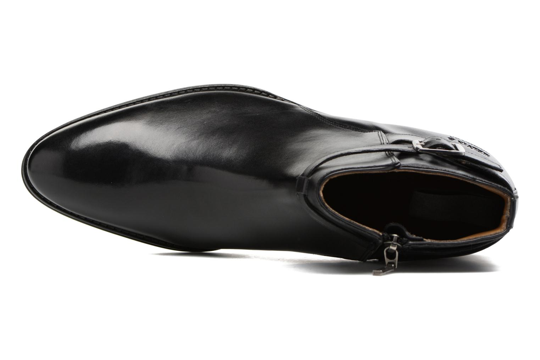 Bottines et boots Melvin & Hamilton Kane 1 Noir vue gauche