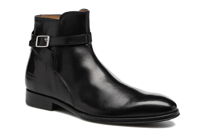 Bottines et boots Melvin & Hamilton Kane 1 Noir vue détail/paire