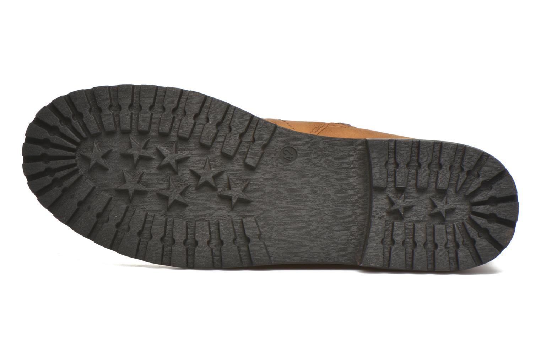 Zapatillas de deporte Kimberfeel Rangers Beige vista de arriba