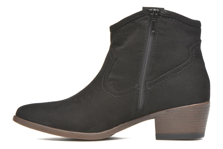 Bottines et boots I Love Shoes THOVE Noir vue face