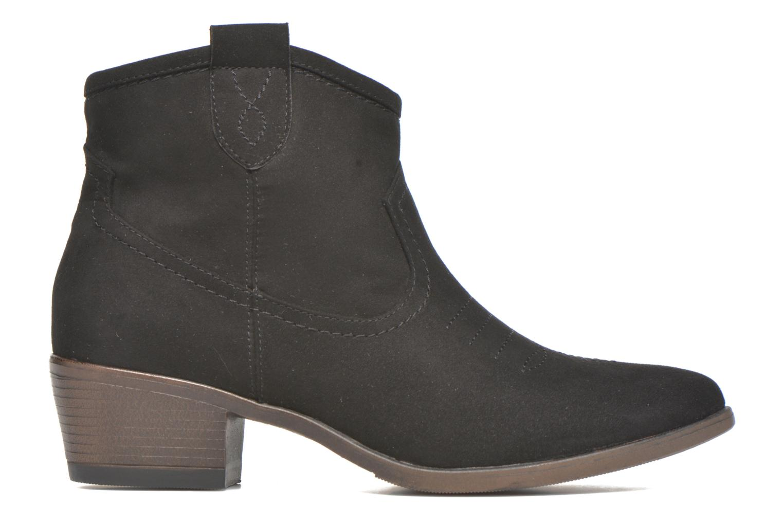 Botines  I Love Shoes THOVE Negro vistra trasera