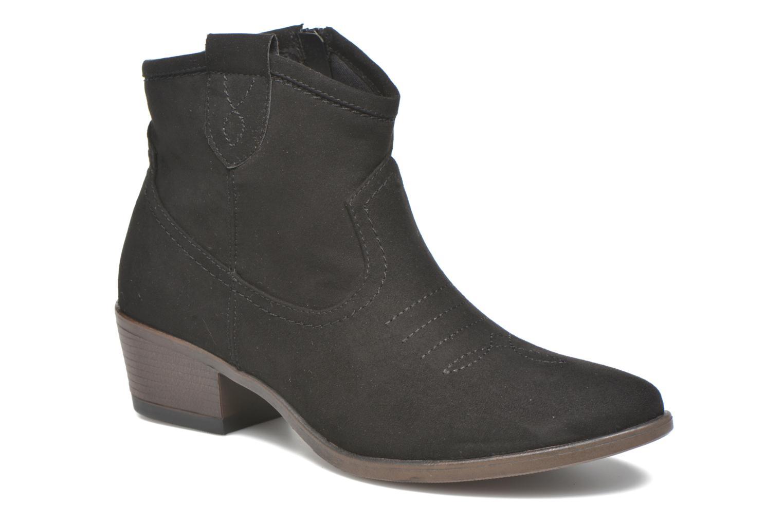 Bottines et boots I Love Shoes THOVE Noir vue détail/paire