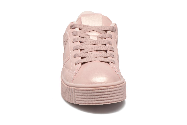 Deportivas I Love Shoes THAMI Rosa vista del modelo