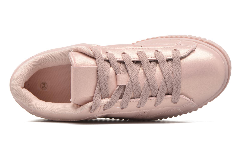 Deportivas I Love Shoes THAMI Rosa vista lateral izquierda