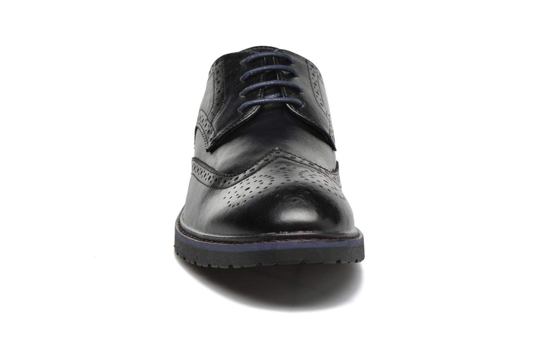 Veterschoenen I Love Shoes THEM Zwart model