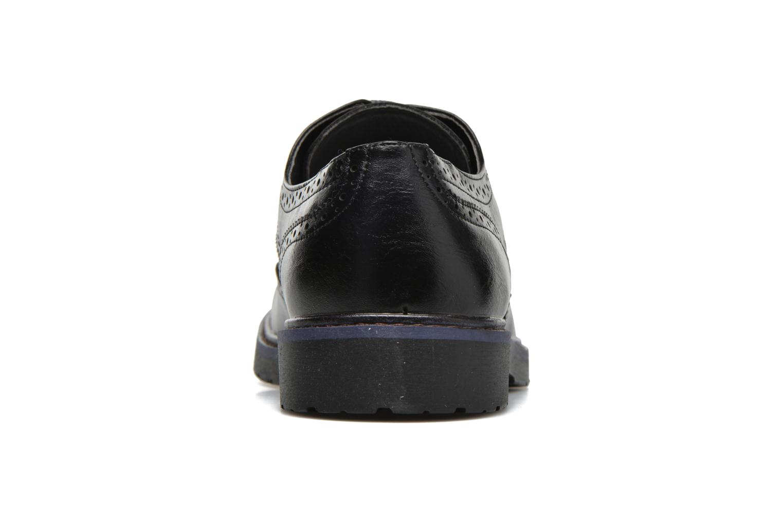 Veterschoenen I Love Shoes THEM Zwart rechts