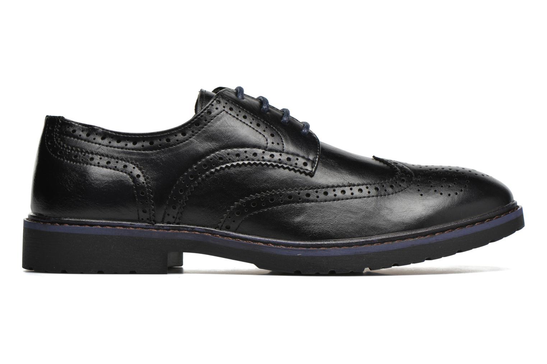 Veterschoenen I Love Shoes THEM Zwart achterkant