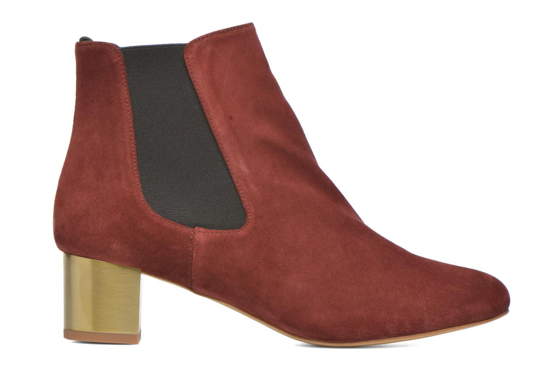 Bottines et boots Avril Gau Ralphmet Bordeaux vue derrière