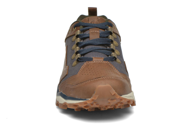 Chaussures de sport Merrell All Out Crusher Marron vue portées chaussures