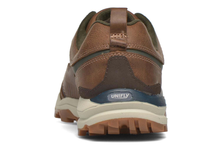Chaussures de sport Merrell All Out Crusher Marron vue droite