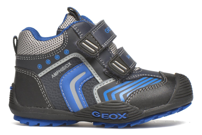 Stiefeletten & Boots Geox B Savage B ABX B540CA blau ansicht von hinten