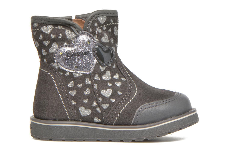 Bottines et boots Geox Baby Noha B5460A Gris vue derrière