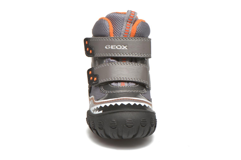 Bottines et boots Geox B Gulp B Boy ABX B5402A Gris vue portées chaussures