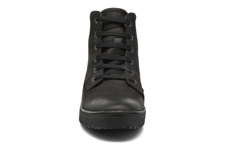 Bottines et boots Geox D Amaranth B ABX D44Z4B Noir vue portées chaussures